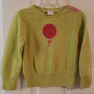Gymboree Lollipop Sweater
